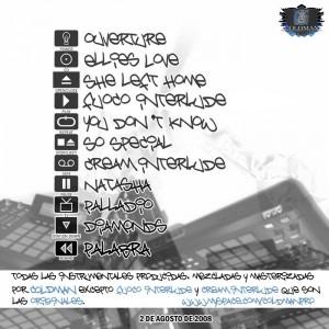 Trasera: Coldman Beats - Resampled (Instrumentales)
