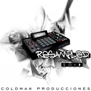 Deltantera: Coldman Beats - Resampled (Instrumentales)