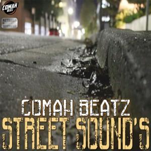 Deltantera: Comah beatz - Street sounds (Instrumentales)