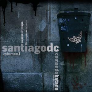 Deltantera: Comando katana - Santiago DC