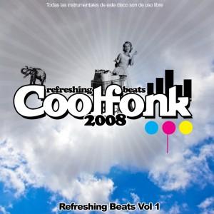 Deltantera: Coolfonk - Refreshing beats (Instrumentales)