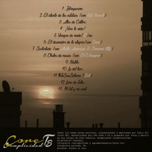 Trasera: Core T.B. - Complicidad