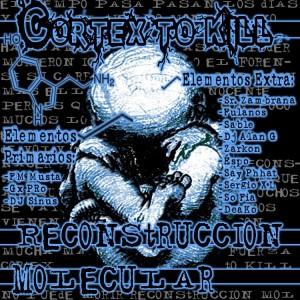 Deltantera: Cortex To Kill - Reconstruccion molecular