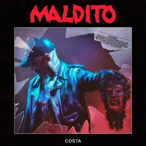 Costa - Maldito (Ficha del disco)