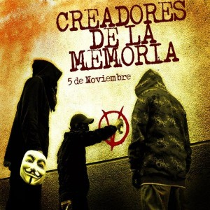 Deltantera: Creadores de la memoria - 5 de Noviembre