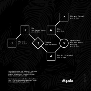Trasera: Cres y Lio - Our way EP