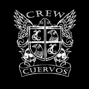 Deltantera: Crew Cuervos - Maxi