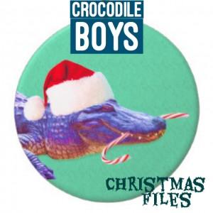 Deltantera: Crocodile boys - Crhistmas files (Instrumentales)