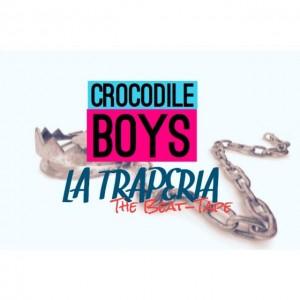 Deltantera: Crocodile boys - La traperia (Instrumentales)