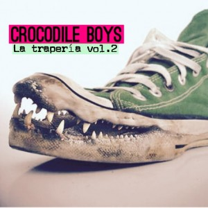 Deltantera: Crocodile boys - La traperia Vol. 2 (Instrumentales)
