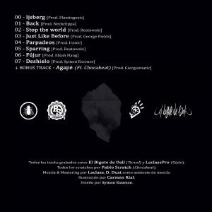 Trasera: D. Laclass y Symon Essence - Iceberg
