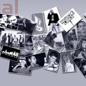 Trasera: DJ Keal - Sybaris