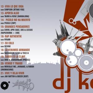 Deltantera: DJ Keal - Sybaris