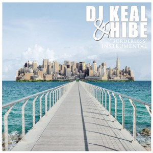 Deltantera: DJ Keal y Hibe - Borderless (Instrumentales)