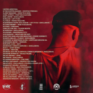 Trasera: DJ Lazer - Arritmia