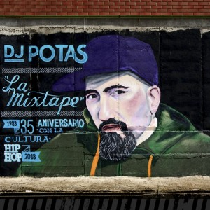Deltantera: DJ Potas - La mixtape 35 aniversario (1983 – 2018)