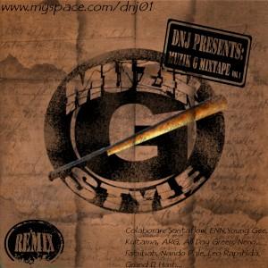 Deltantera: DNJ presents - Muzik G. mixtape Vol. 1