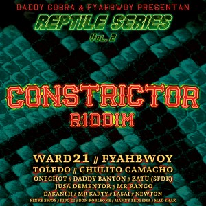 Deltantera: Daddy Cobra y Swan Fyahbwoy - Constrictor riddim