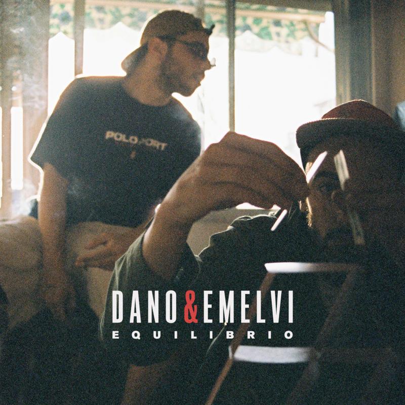 Dano y Emelvi - Equilibrio (Info, portada y tracklist)