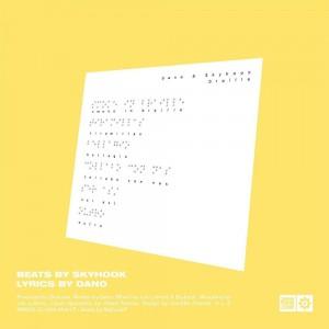 Trasera: Dano y Skyhook - Braille