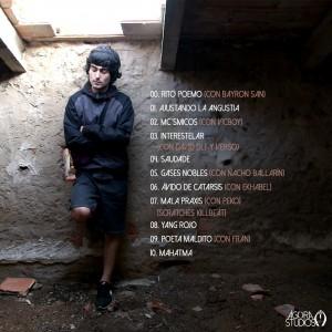 Trasera: Darío Cubero - Saudade