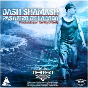Deltantera: Dash Shamash - Pasajero de la vida