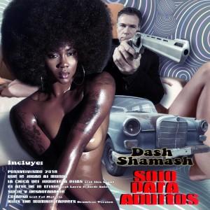 Deltantera: Dash Shamash - Solo para adultos