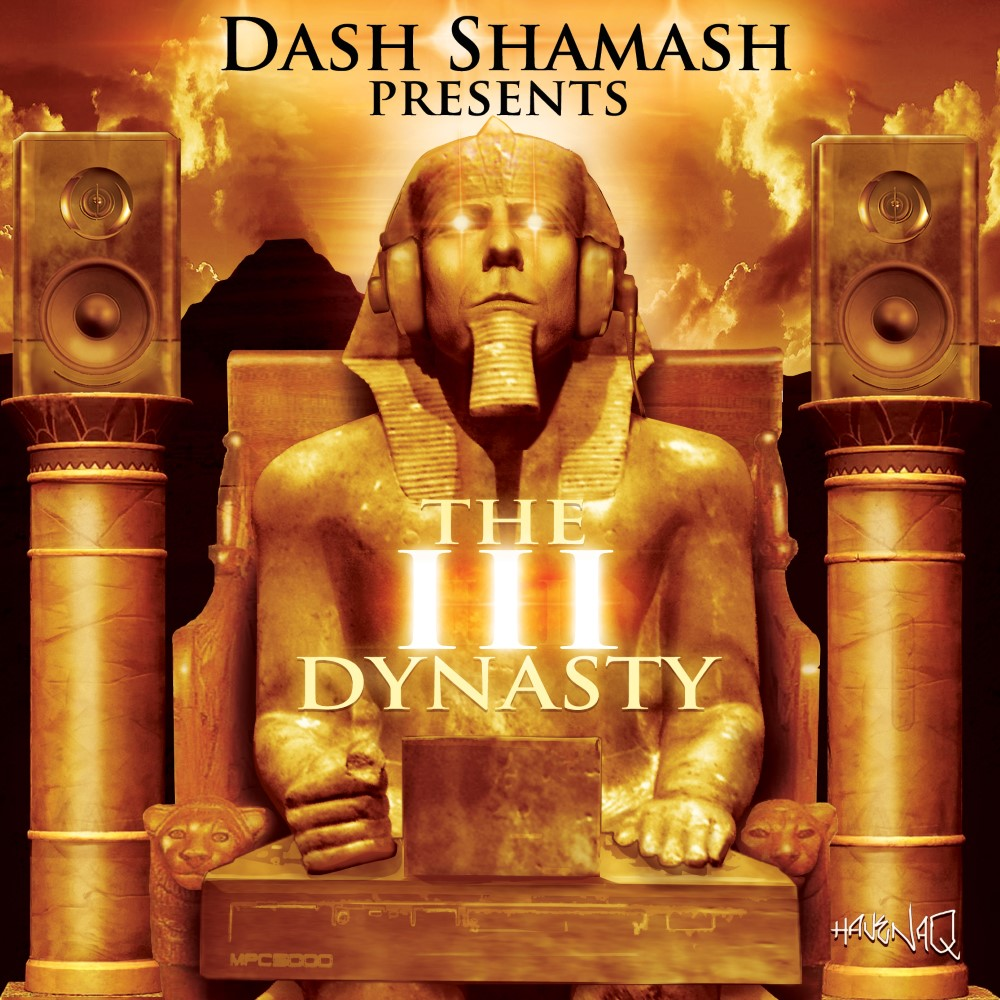 Dash Shamash - The III Dynasty (Ficha del disco)