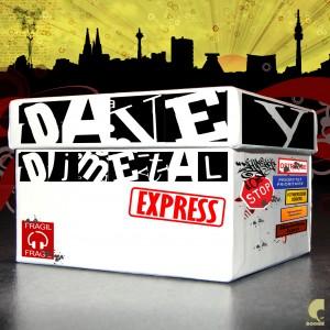 Deltantera: Dave y dj metal - Express (Promo)