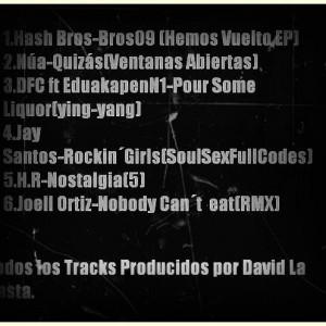 Trasera: David la casta - Behind the beats