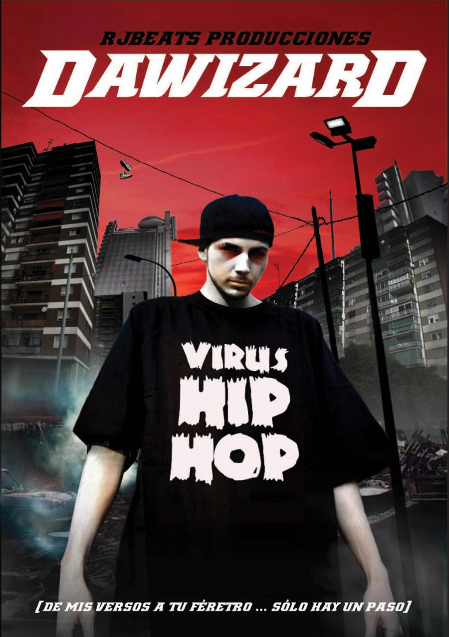 Deltantera: Dawizard - Virus hip hop