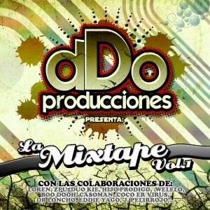 Deltantera: Ddo Producciones - La mixtape Vol.1