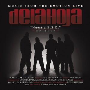 Deltantera: Delahoja - Nuestra B.S.O.