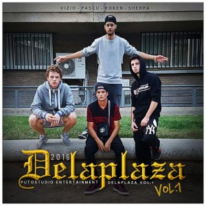 Deltantera: Delaplaza - Delaplaza Vol. 1