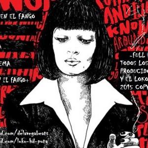 Deltantera: Delavega y El loko HD puta - Full fiction (Instrumentales)