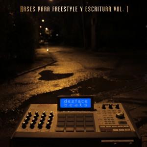 Deltantera: Desfacebeats - Bases para freestyle y escritura Vol. 1 (Instrumentales)
