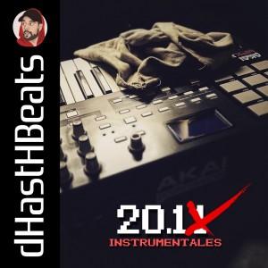 Deltantera: Dhasthbeats - 201X Beattape (Instrumentales).