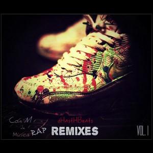 Deltantera: Dhasthbeats - Con M de Rap (Remixes)