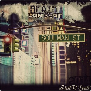 Deltantera: Dhasthbeats - SoulMan st. lowcost (Instrumentales)