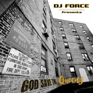 Deltantera: Dj Force - God Save The Queens