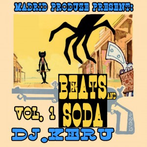 Deltantera: Dj Keru - Beats & soda Vol. 1