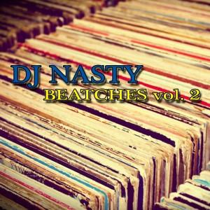 Deltantera: Dj Nasty - Beatches Vol. 2 (Instrumentales)