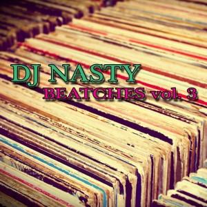 Deltantera: Dj Nasty - Beatches Vol. 3 (Instrumentales)