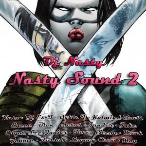 Deltantera: Dj Nasty - Nasty sound 2