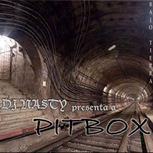 Deltantera: Dj Nasty y Pitbox - Bajo tierra