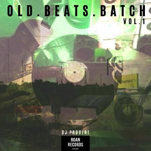 Deltantera: Dj Probert - Old Beats Batch Vol.1 (Instrumentales)