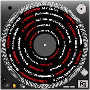 Trasera: Dj hiuk & dj xino presentan: - Scratch GP Vol. 3