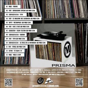 Trasera: DjM1ke - PRISMA