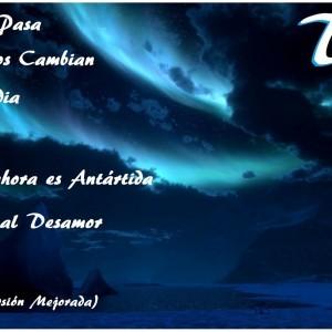 Trasera: Dk89 - Mi amor ahora es Antártida