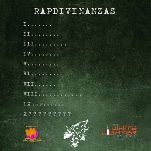 Trasera: Dkanaya - Rapdivinanzas